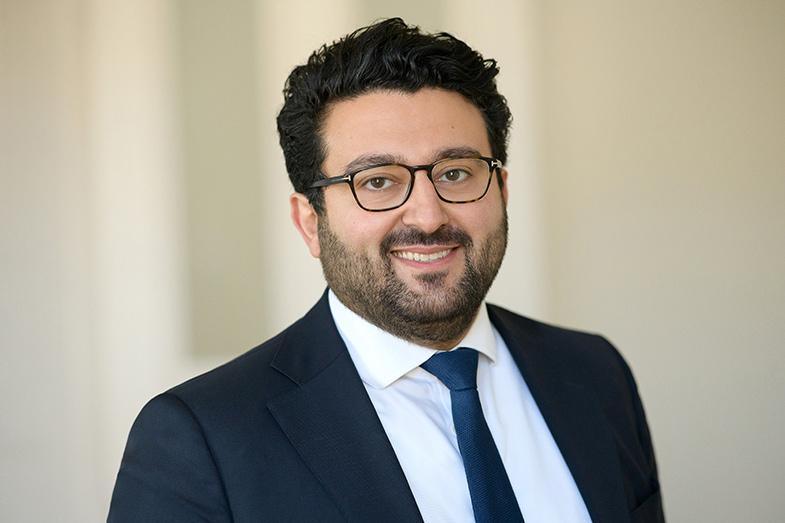 Dr. Ashkan Rahmani